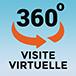 Icône de la visite virtuelle